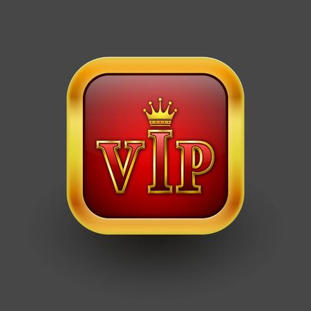 Vip icon Stock Vector - 19893097