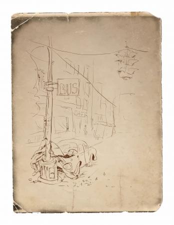 car accident: Car accident. Crash. Vector illustration.