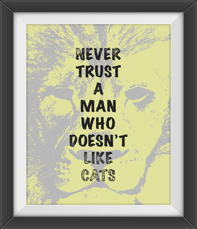 type writer: Inspirational and motivational quotes poster. Effects poster, frame, colors background and colors text are editable. Element  for print poster, card, shirt, mug design.