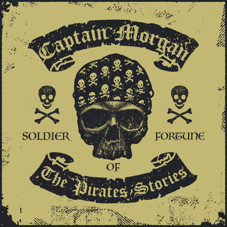 soldiers: skull with bandana