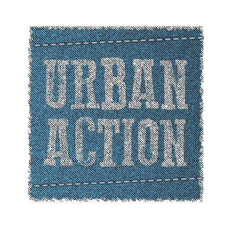 Urban background. Vector illustration. Element for your design.