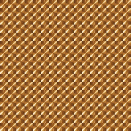Abstract golden metal background photo
