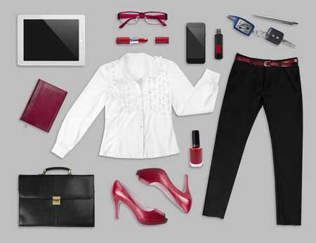 outfits: Collection of womans office outfits and stuff