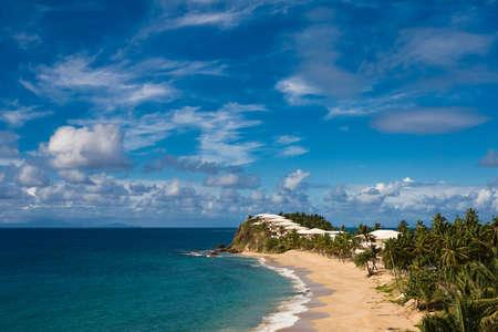 Barbuda van Antigua Stockfoto - 6259623