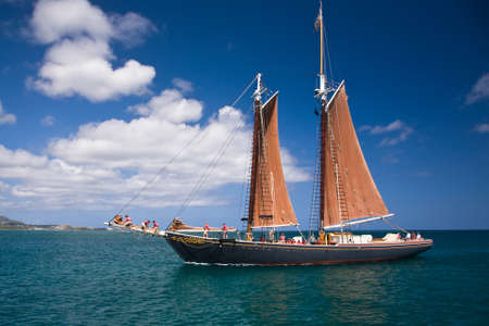 schooner photo
