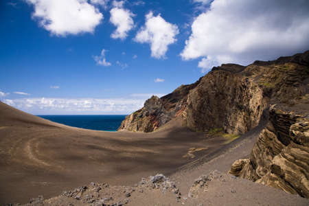 portugal agriculture: faial island - Azores