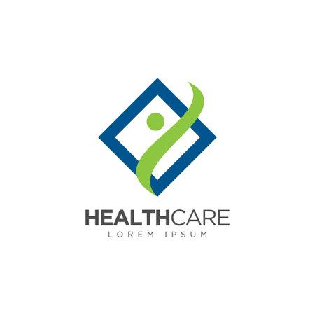 Medical Pharmacy Logo Design Template ЛОГОТИПЫ