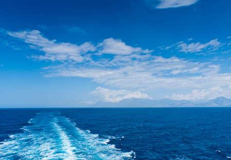 wake: Boat Wake