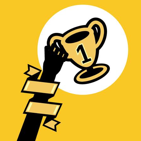 primer premio: trofeo de explotaci�n de la mano; trofeo de ganador con el primer premio en concepto de dise�o plano
