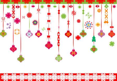 christmas design background Stock Vector - 4005727