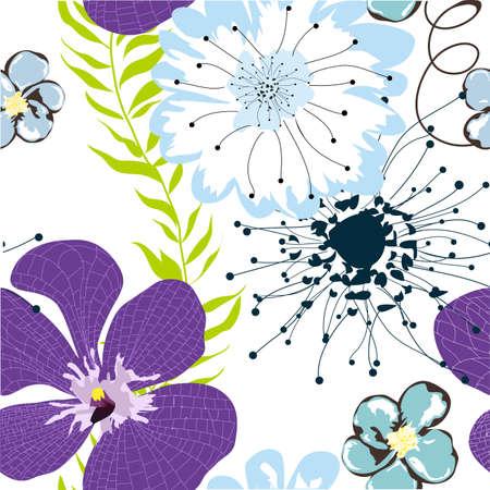 암술: 원활한 꽃 벽지