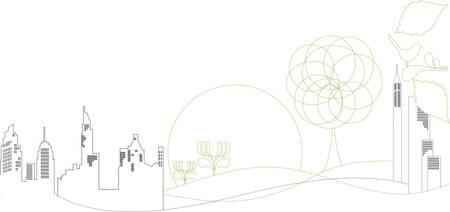 vector - concept sustainable logo Stock Vector - 5557299