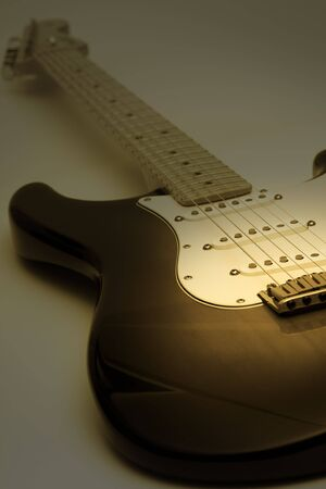 reverb: cool electric guitar