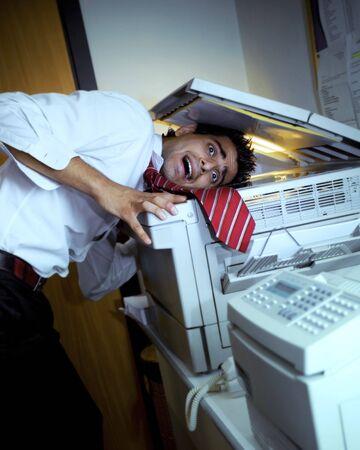 jeunes entreprises qui ont des démêlés avec la copie machine