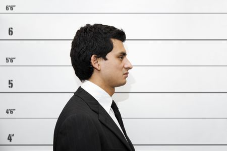 The guy got arrested. Stock Photo - 679949
