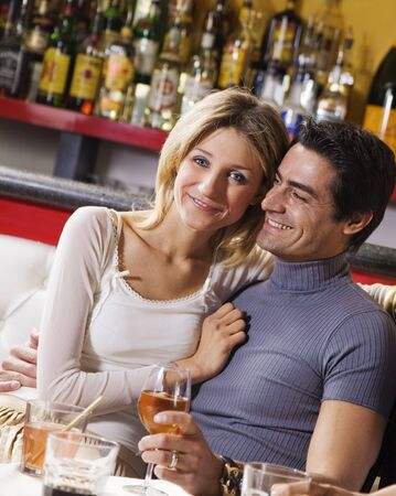 healthy living: young couple having fun together Stock Photo - 899462