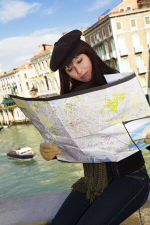 vacationer: tourist attractions: this girl got lost in Venice