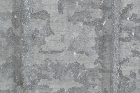 ferro: texture ferro zincato Stock Photo
