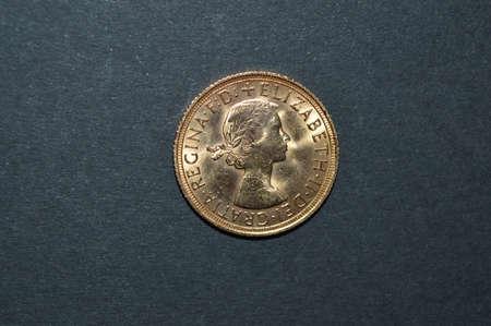 sterlina: britannico sterlina oro Elisabetta II