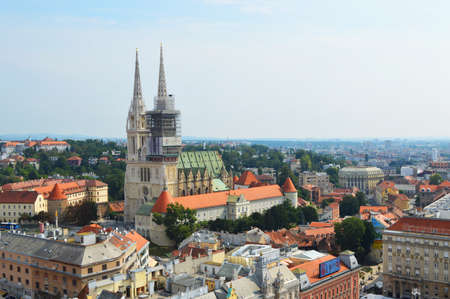 zagreb: Cathedral of Zagreb