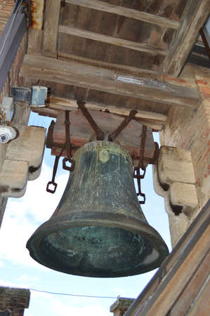 bell tower: Mangia bell tower Siena