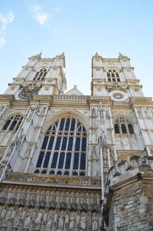 westminster: westminster abbey Editorial