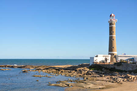 ignacio: San Ignacio Uruguay, Latin America. Seascape.