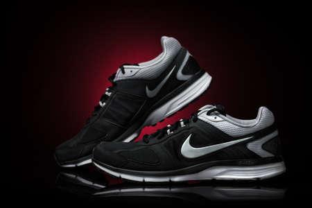 Un Clásico De Bota Nike AF 1 De La Fuerza Aérea 1 Blanco Y