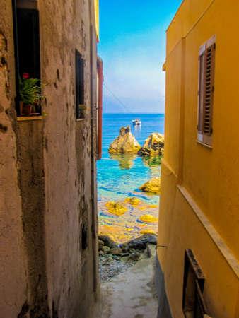 Scilla, Calabria, Italy Zdjęcie Seryjne