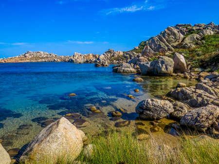 Lavezzi Islands, Corsica, France Stock Photo