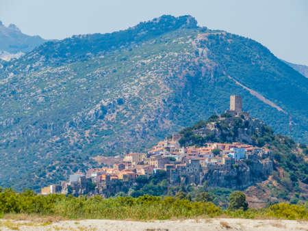 Posada, Sardinia, Italy