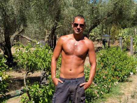Sexy Italian Man