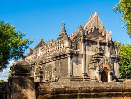 Upalithein Temple in Bagan, Myanmar