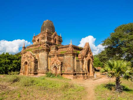 Khaymingha Pagoda Complex in Bagan, Myanmar
