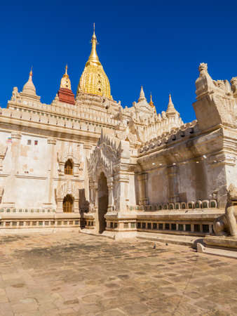 Ananda Phaya in Bagan, Myanmar