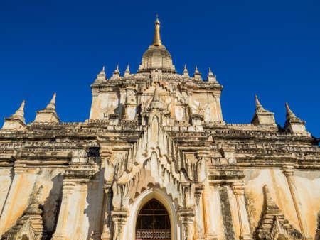 Gawdawpalin Temple in Bagan, Myanmar