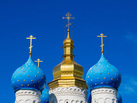 Annunciation Cathedral on the Kremlin in Kazan, Russia