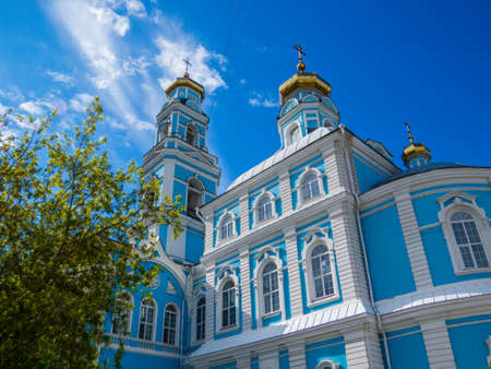Church of the Ascension, Ekaterinburg, Russia