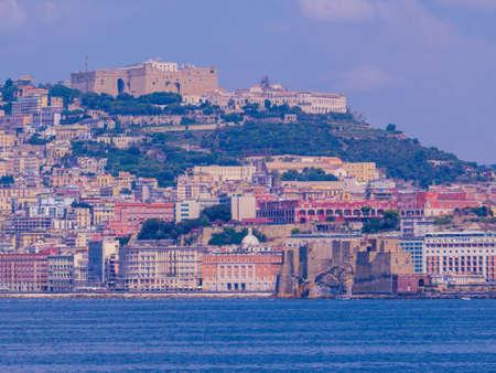 View of Naples, Italy Reklamní fotografie