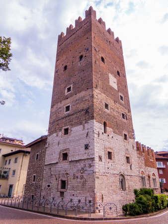 Vanga Tower (Italian: Torre Vanga), Trento, Italy