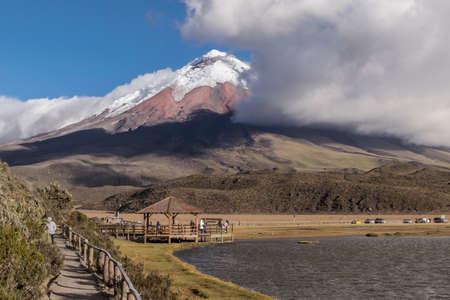 Cotopaxi National Park, Cotopaxi Volcano
