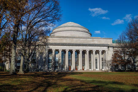 Massachusetts Institute of Technology (MIT) Dome - Cambridge, Massachusetts, USA