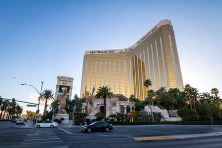 Mandalay Bay Hotel and Casino - Las Vegas, Nevada, USA