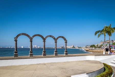 Los Arcos - Puerto Vallarta, Jalisco, Mexico Imagens