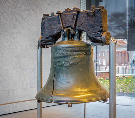 Liberty Bell - Philadelphia, Pennsylvania, USA