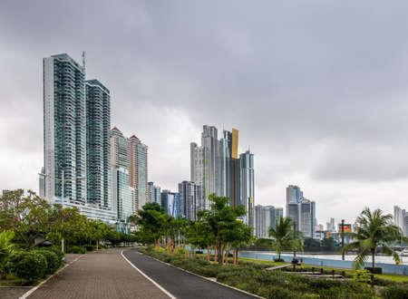 チンタ コステラ - パナマ市、パナマ 写真素材