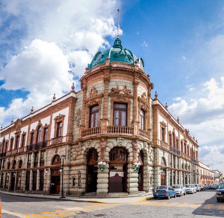Teatro Macedonio Alcala - Oaxaca, Mexico