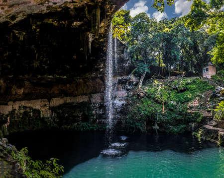 Cenote Zaci - Valladolid, Mexico