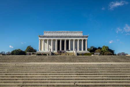 lincoln memorial: Lincoln Memorial - Washington, DC, USA