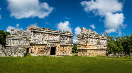 Church Building in Chichen Itza - Yucatan, Mexico